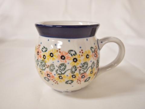 ポーランド陶器☆マグカップ - 8