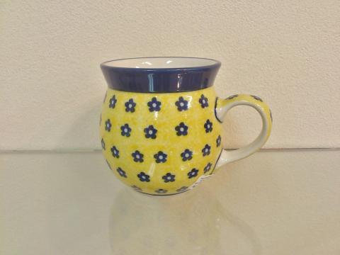 ポーランド陶器 マグカップS (MA-15)