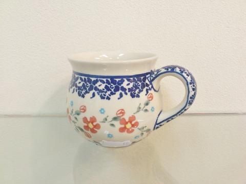 ポーランド陶器 マグカップS (MA-12)