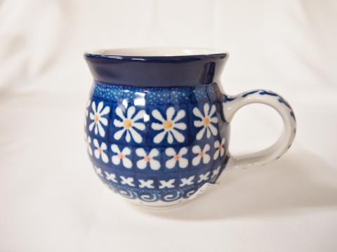 ポーランド陶器☆マグカップ - 1