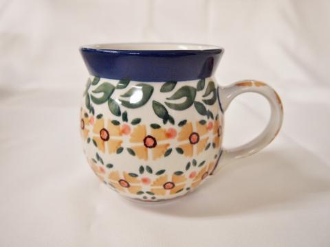 ポーランド陶器☆マグカップ - 7