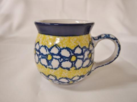 ポーランド陶器☆マグカップ - 4