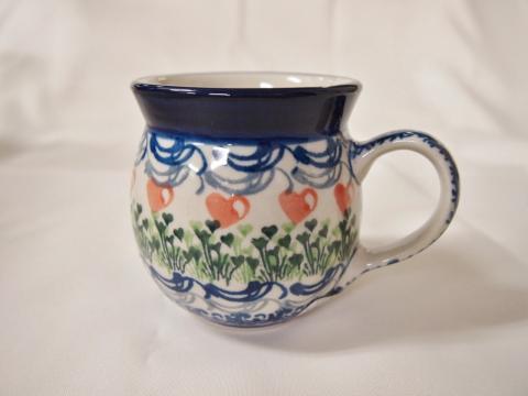 ポーランド陶器☆マグカップ - 12