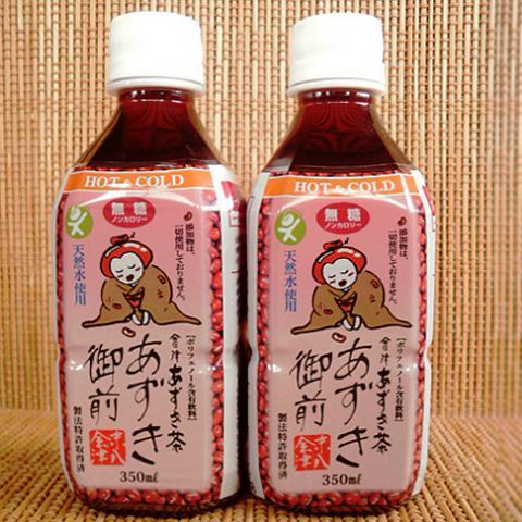 会津あずき茶「あずき御前」