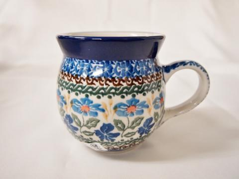 ポーランド陶器☆マグカップ - 9