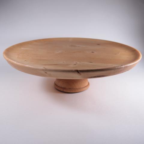 木製のオードブルトレイ・ケーキスタンド  low タイプ