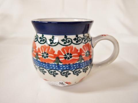 ポーランド陶器☆マグカップ - 10